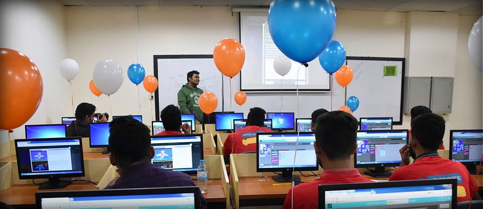 Hour of Code by ACM Student Chapter