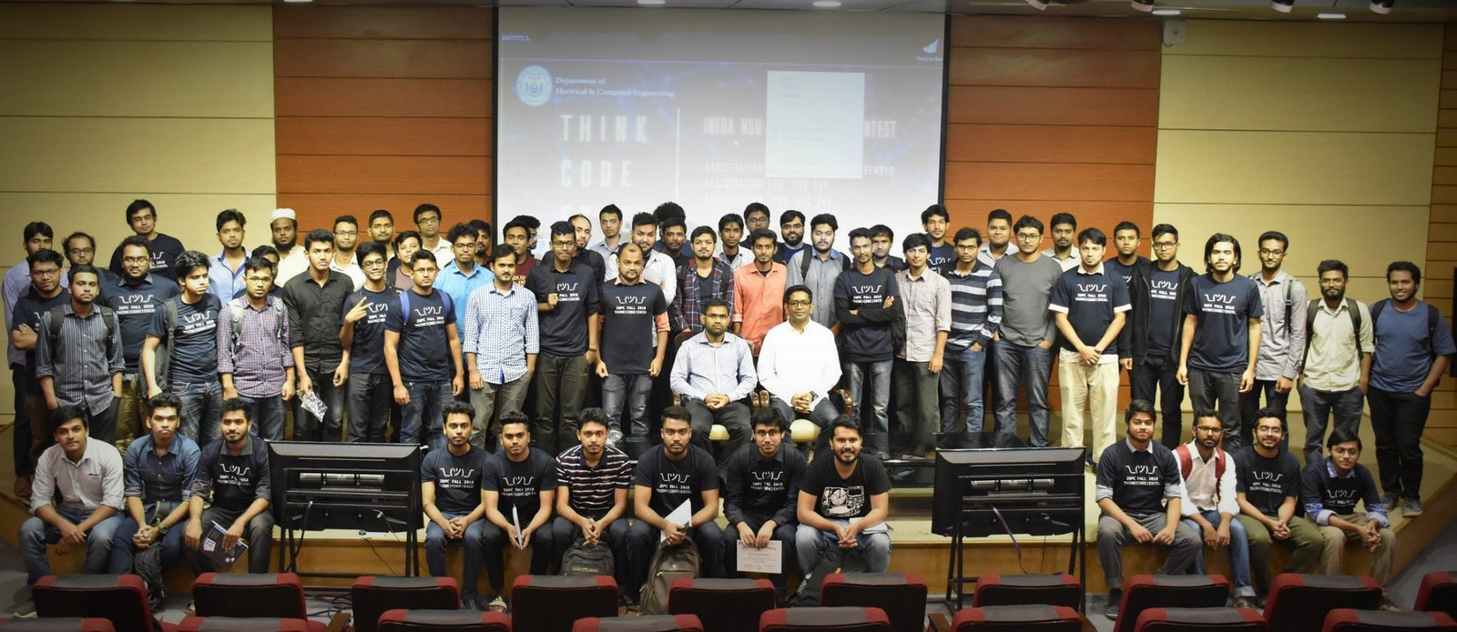 Intra NSU Programming Contest Fall 2018