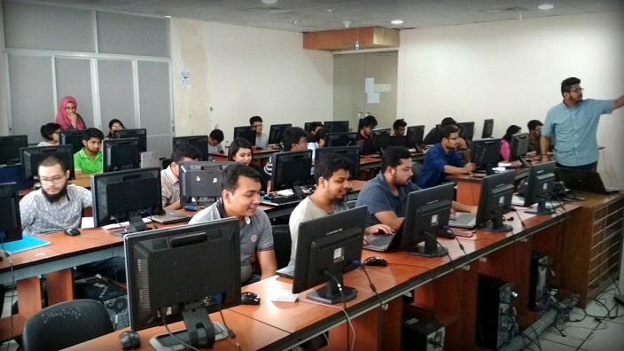 Playing With Pixels by IEEE NSU RAS SBC