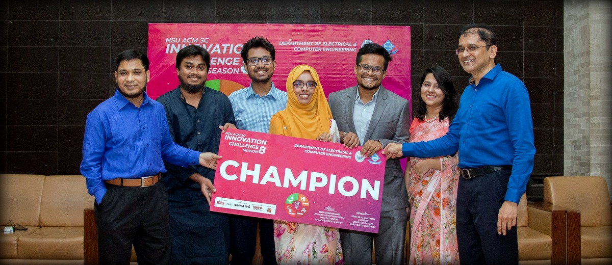 NSU ACM SC INNOVATION CHALLENGE SEASON 8